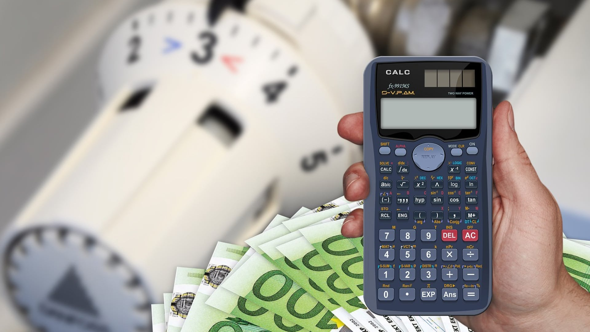 Combien coûte une installation de chauffage central à gaz ?